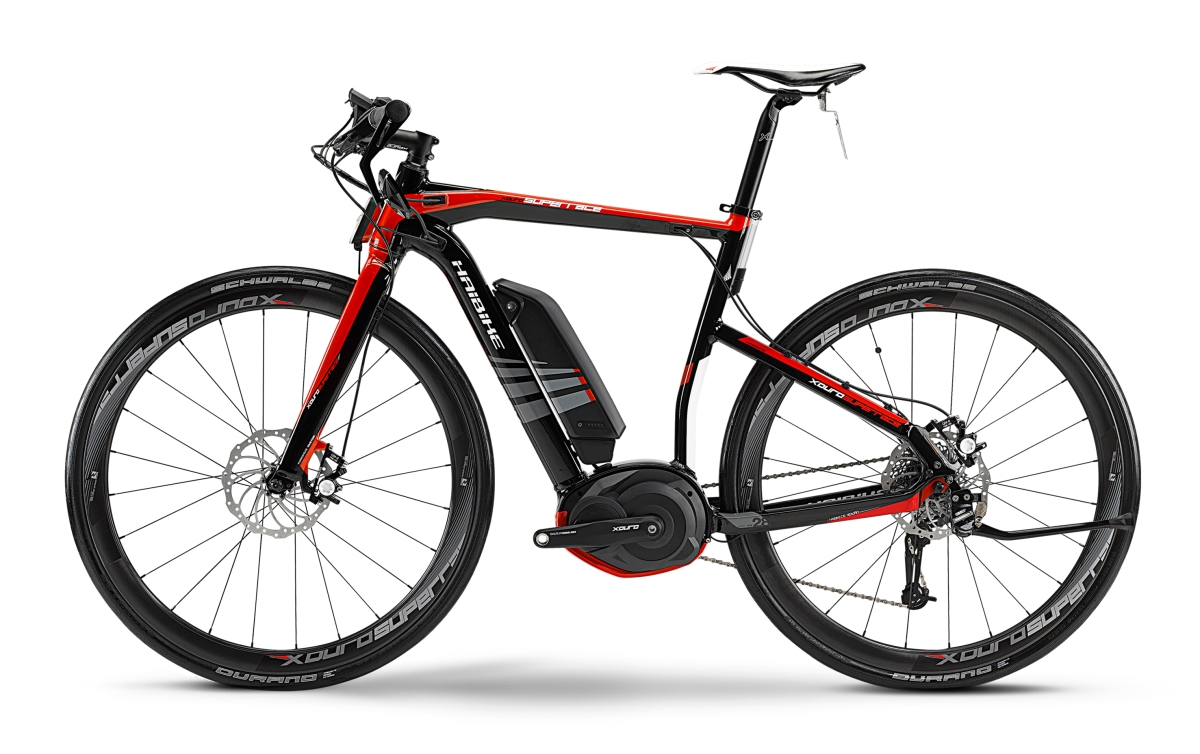 Electric bicycles reach the next level: electric racing cycle