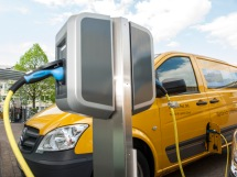 DHL go Green Elektroauto