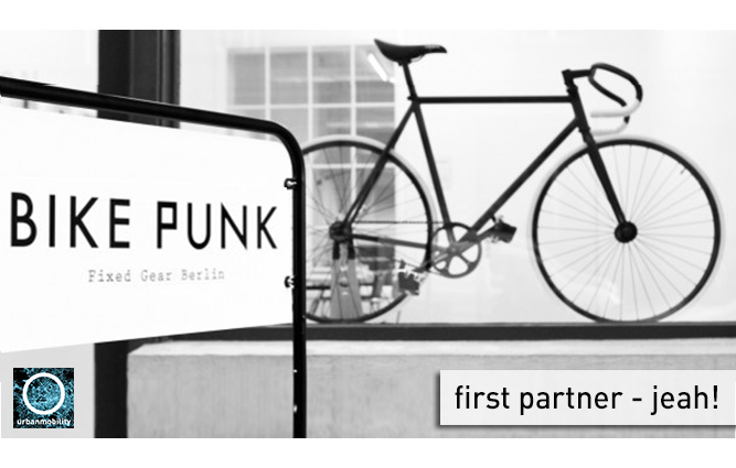 bike punk partner