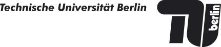TUBerlin_Schriftzug_sw