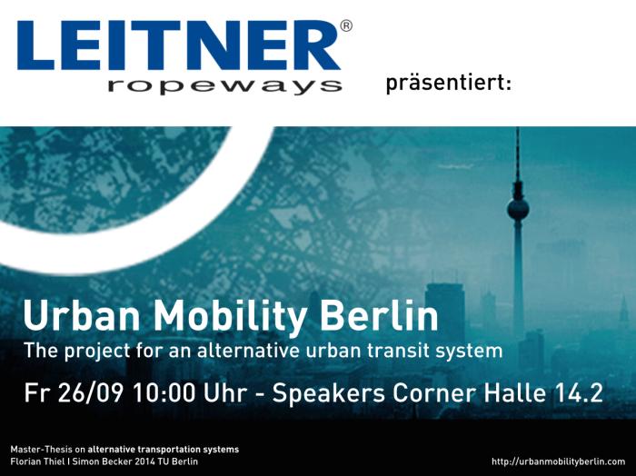 UrbanMobility Teaser
